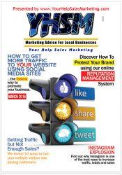 YHSM Magazine March 16