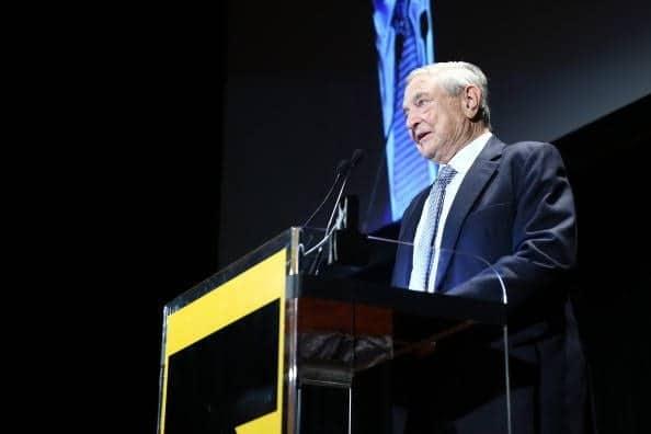 George Soros - Soros Fund control