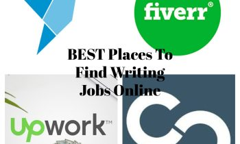 Places to find writing jobs online