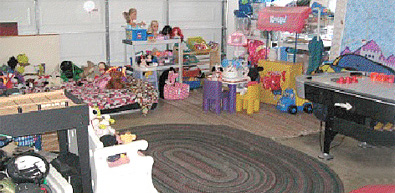Transform Your Garage Into A Kids Activity Room Help Weve Got Kids