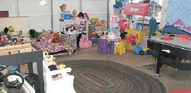 Transform Your Garage Into A Kids Activity Room Help We Ve Got Kids