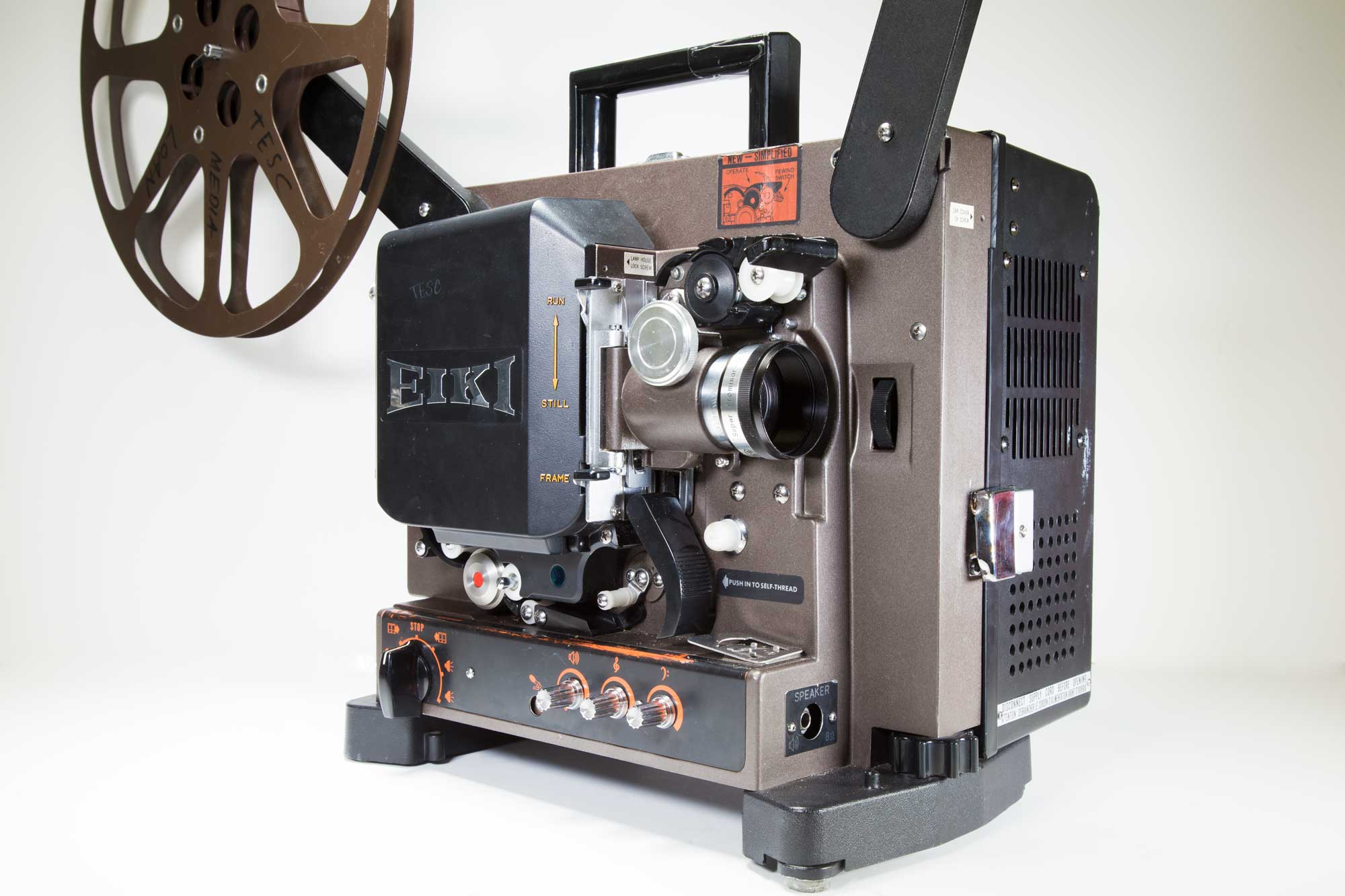 16mm Film Projector Operating Guide  Help Wiki