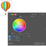 Work With Color Groups Harmonies In Illustrator