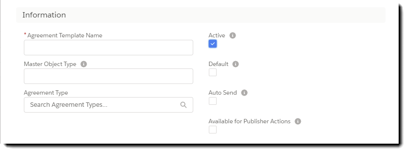 Adobe Sign for Salesforce Templates and Data/Merge Mapping