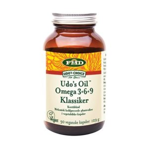 Udo's Choice Oil Blend kapsler
