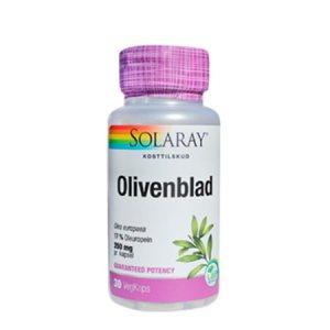 Olivenblad