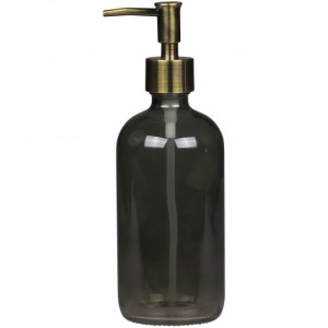 Flaske m. 2 pumper 480 ml.