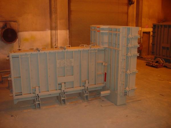 Retaining Wall Forms - Helser Industries - Global Leader in Precast