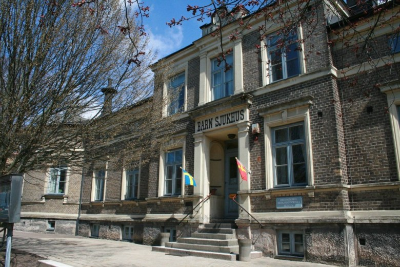 helsingborg-medicinhistoriska-förening-arkitektur-gamla-barnsjukhus