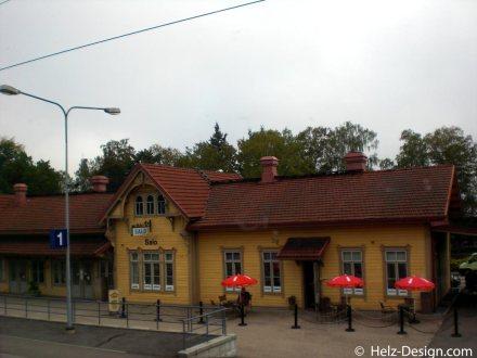 Bahnhof Salo