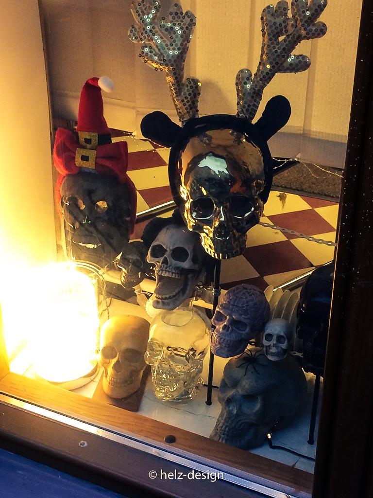 Weihnachtsskulls