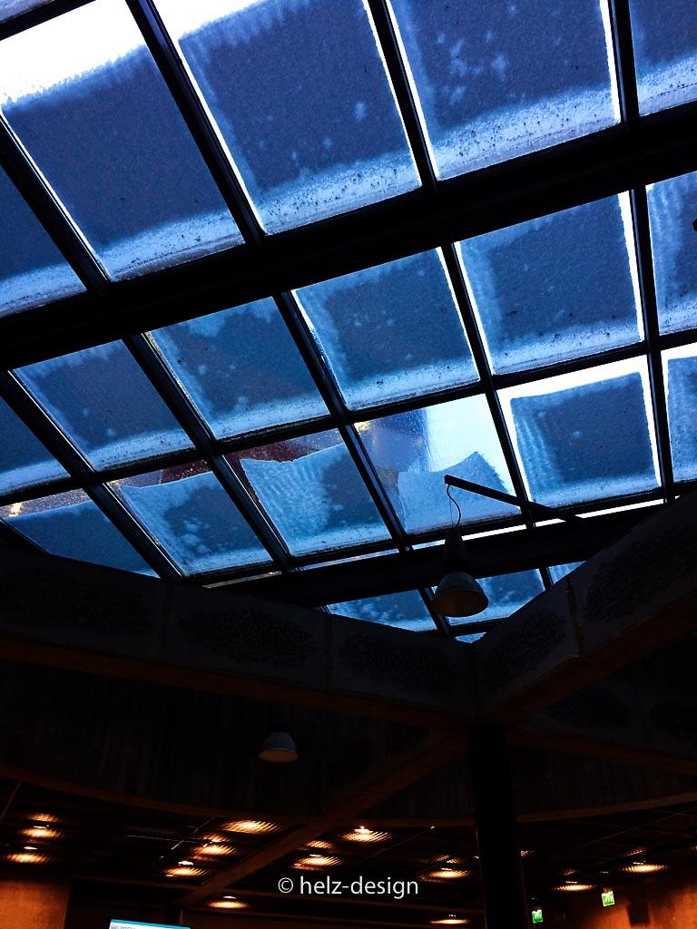 Deckenfenster im Kaisatalo