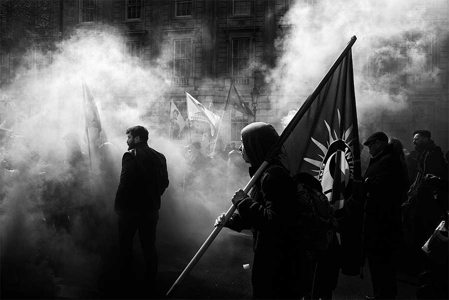 On the Culture of Protest by David Sladek