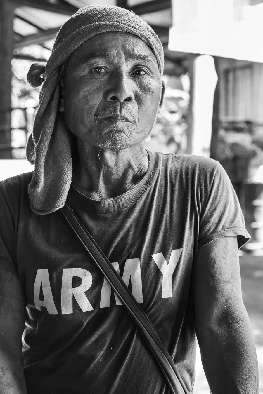 The Karen, another Burmese minority by David Verberckt