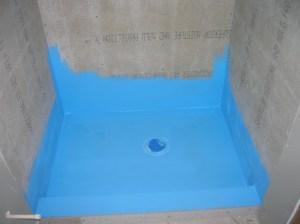 Shower tile  Helter Shelter DC