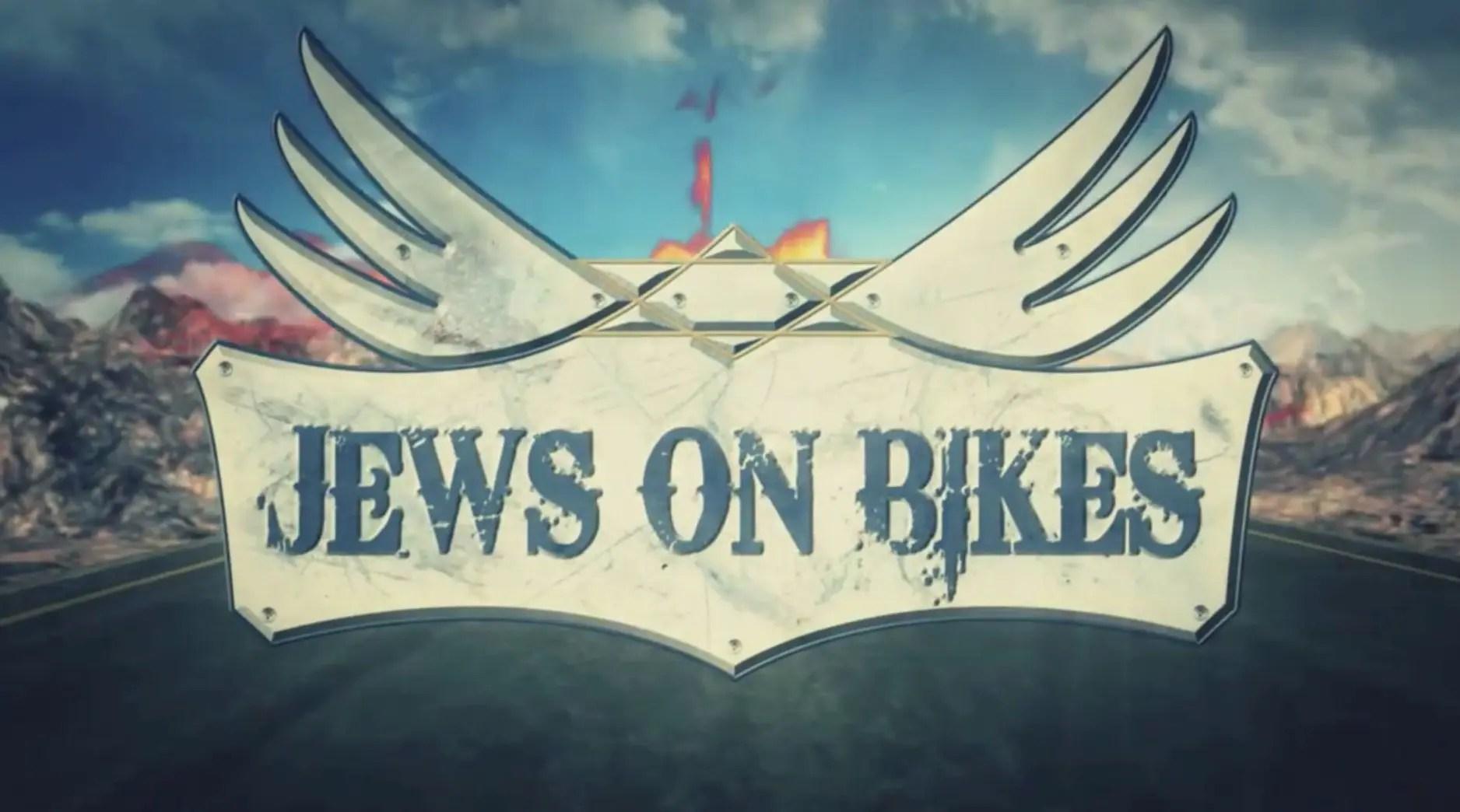 Jews on Bikes