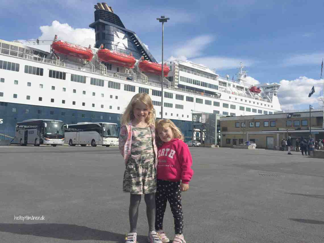Cruise Norge