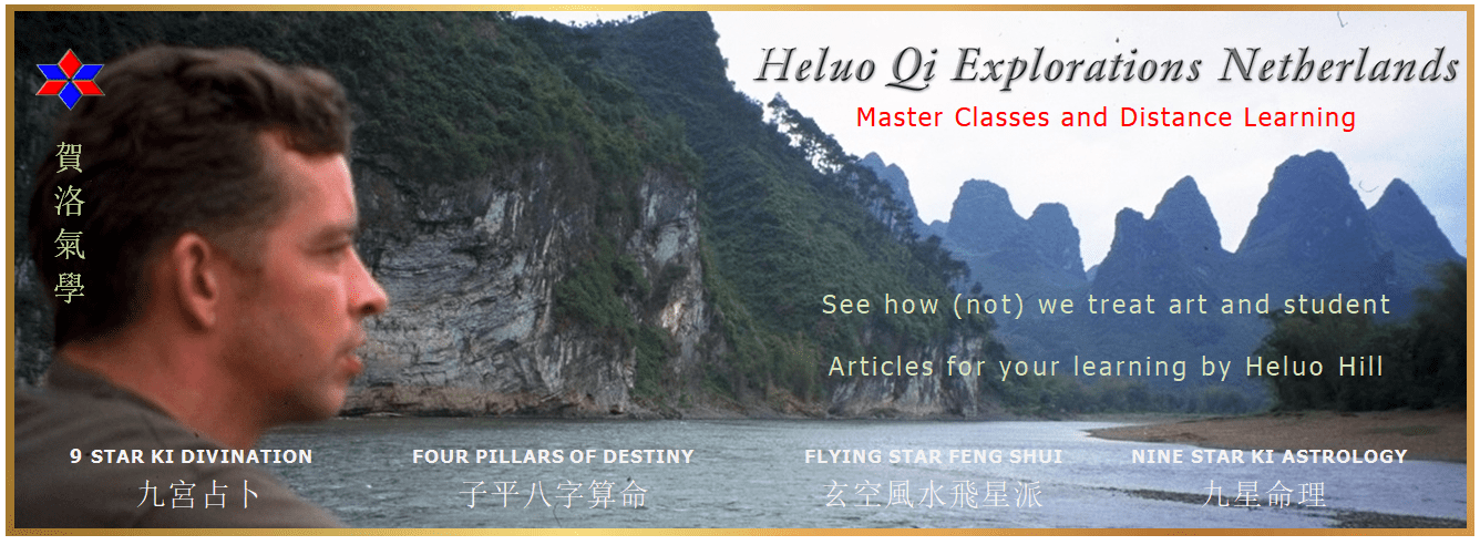 9 Star Ki Astrology, Four Pillars of Destiny, Flying Star Feng Shui Study Program Heluo Hill