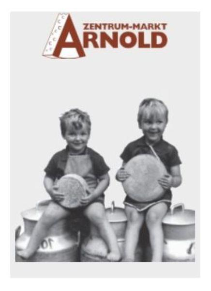 Erhältlich bei Arnold Zentrum-Markt