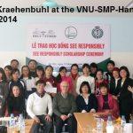 Prof Kraehenbuhl Hanoi 2014