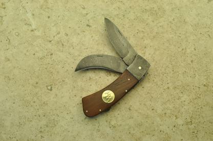 Double Lock Blade Folder