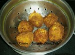 Vegetable Cheese Balls