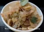 Snake Gourd / Pudalangai Curry
