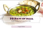 30 Days of Daal - A Simple Ebook
