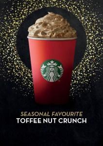 Toffee nut Crunch