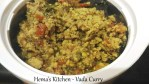 Vada Curry -  A Famous Chennai Dish