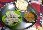 Barnyard Millet / Kuthiraivali Arisi Pongal