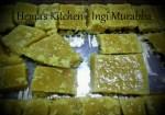 Ingi Murabba / Ginger Candy