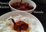 Vadu Mangai / Mavadu / Tender Mango Pickle