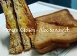 Aloo / Potato Sandwich