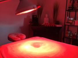 Massage aux infrarouges Hémassens à Fameck Moselle
