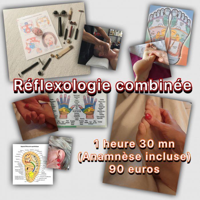 Réflexologie combinée chez Hémassens