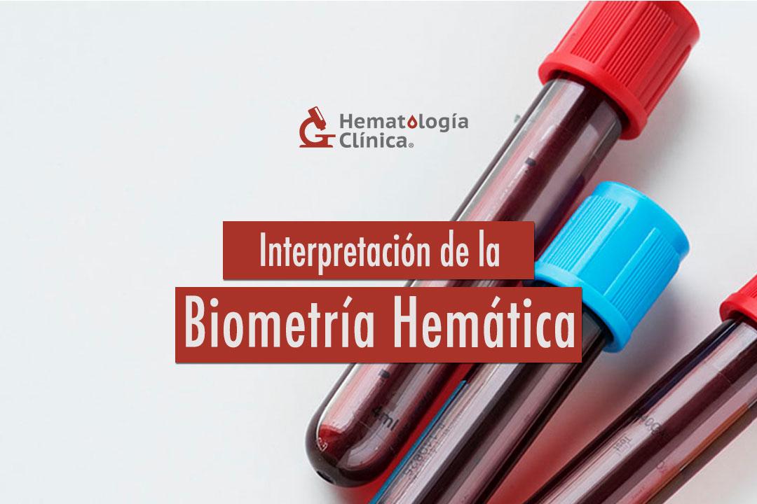 curso interpretación de la biometría hemática