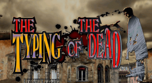Typing of the Dead på Dreamcast