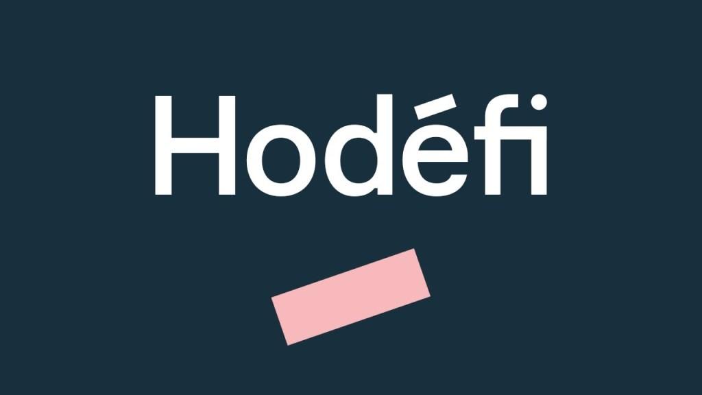 Hodéfi logo