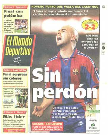 Edición del lunes 03 de febrero de 1997 - Página 1