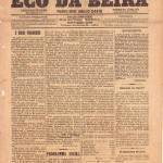 Eco Da Beira Nº1 20 02 1910 Peq