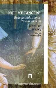 Noli Me Tangere, Jean-Luc Nancy, Kitap kapağı