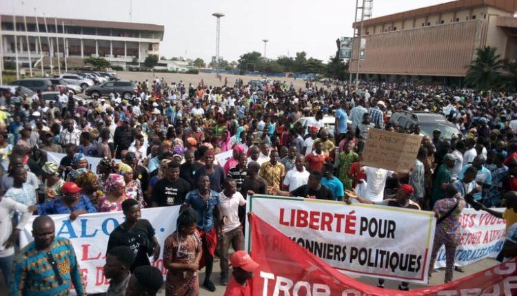Bénin: l'opposition dans les rues pour des législatives inclusives