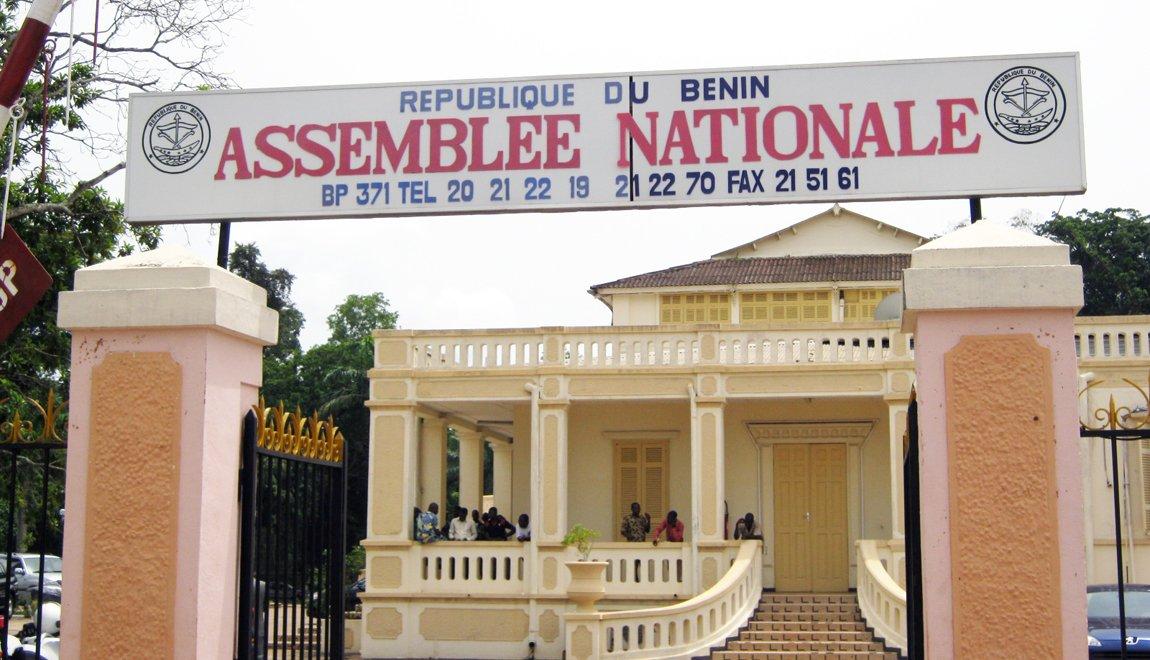 Bénin : Le doyen d'âge, Wallis Zoumarou, installe la 8ème législature