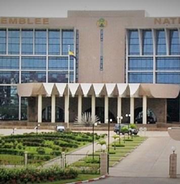 Siège de l'Assemblée nationale du Gabon © HA