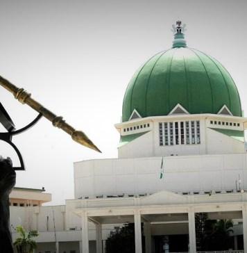 Le siège de l'Assemblée nationale du Nigéria à Abudja © Nass/HA
