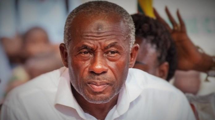 Le député Collins Dauda, meilleur parlementaire selon une étude de Légon © Best News Ghana /HA