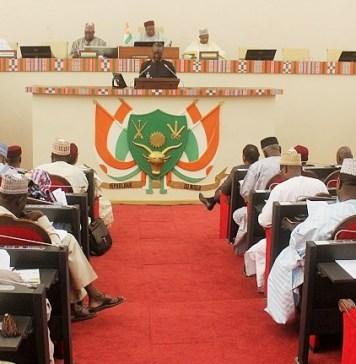 Les députés lors de l'adoption de la loi sur le libre exercice du culte en République du Niger ce lundi 17 juin 2019 © Boureima/HA