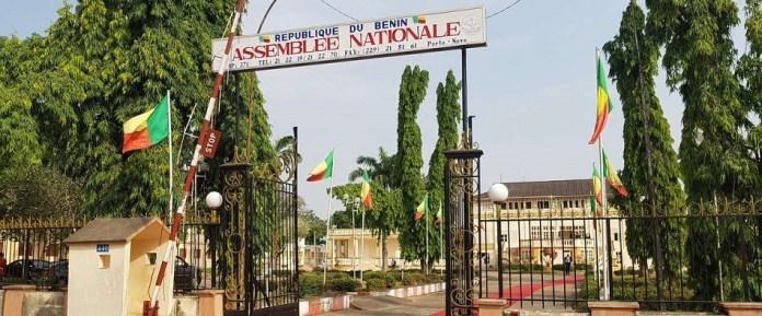 Siège de l'Assemblée nationale du Bénin à Porto-Novo, capitale du Bénin © Hémicycles d'Afrique