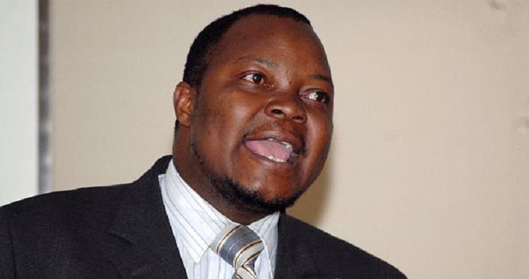 Job Sikhala, député du Mouvement pour un changement démocratique (MDC) © Nehandaradio